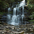 Gene Walls - Ganoga Falls As Summer...