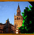 Bruce Nutting - Giralda Tower in Seville...