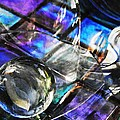 Sarah Loft - Glass Abstract 396