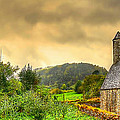 Kim Shatwell-Irishphotographer - Glendalough Tower and St...