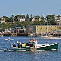 Michael Saunders - Gloucester MA Harbor 2