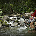 Randall Nyhof - Gnome Fishing on a...
