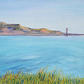 Asha Carolyn Young - Golden Gate Bridge in...