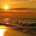 Jeff at JSJ Photography - Golden Sunrise Colors...