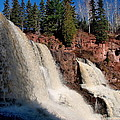 James Peterson - Gooseberry Falls
