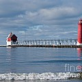 Ann Horn - Grand Haven Winter