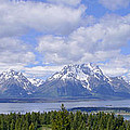 Brian Harig - Grand Tetons Over...