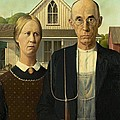 Movie Poster Prints - Grant Wood American...
