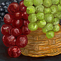 Diane Bell - Basket of Grapes
