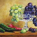 Lori Brackett - Grapes and Jalapenos