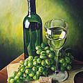 Kim Lockman - Grapes and Wine
