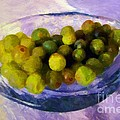 RC deWinter - Grapes on the Half Shell