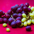 Alexander Senin - Grapes White And Red