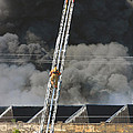 Joseph C Hinson Photography - Great Falls Mill Fire 1