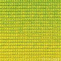 Kerstin Ivarsson - Green and Yellow Crochet...