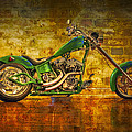 Debra and Dave Vanderlaan - Green Chopper