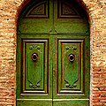 Ramona Johnston - Green Door