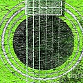 Barbara Griffin - Green Guitar - Digital...