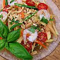 James Temple - Green Papaya Salad with...