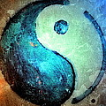 Danielle  Parent - Grunge Yin Yang Water Is...