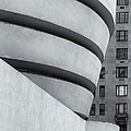 Jerry Fornarotto - Guggenheim View 1 bw