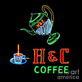 T Lowry Wilson - H  C Coffee Sign Roanoke...