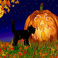 Michele  Avanti - Halloween Black Cat...