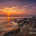 Nigel Hamer - Hanover Point Sunset