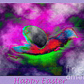 Andrew Govan Dantzler - Happy Easter Abstract