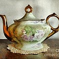 RC deWinter - Heirloom Teapot