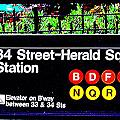 Christopher Woods - Herald Sq Station