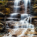 Parker Cunningham - High Falls at Moss Rock...