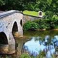 Patti Whitten - Historic Burnside Bridge
