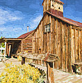 Dianne Phelps - Historic Ranch Building