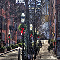 Joann Vitali - Holidays on Beacon Hill...
