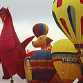 Peter Art Gallery  - Paintings Photos Prints Posters - Hot Air Ballooning 96