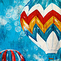 Music of the Heart - Hot Air Balloons #3