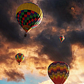Glenn McCarthy - Hot Air Balloons -...