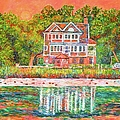 Kendall Kessler - House by the Tidal Creek...