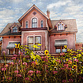 Mike Savad - House - Victorian -...