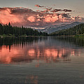 Terry Garvin - Hume Lake Sunset