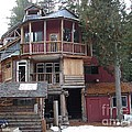 Windy Mountain - Idaho Hippie House 3...