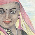 Bobby Dar - Indian Rural Woman