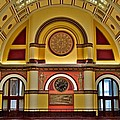 Frozen in Time Fine Art Photography - Inside Union Station...