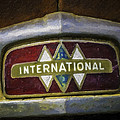 F Leblanc - International Truck Logo