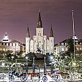 John McGraw - Jackson Square Panoramic