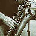 Jerry Cowart - Jamming On The Saxophone