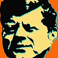 Peter Art Gallery  - Paintings Photos Prints Posters - JFK 3 - Kennedy Pop Art