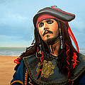 Paul Meijering - Johnny Depp as Jack...