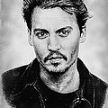 Andrew Read - Johnny Depp stained